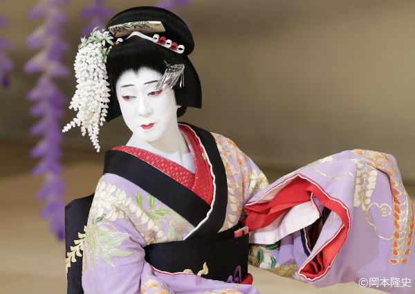 Japanese Culture Entertainment Kabuki Theater