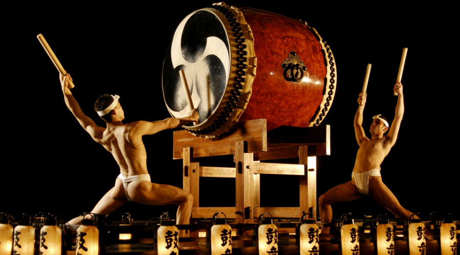 Japanese Culture - Entertainment - Musical Instruments