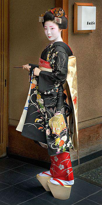 Japanese Culture Geisha