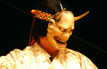 the importance of dance in japanese play noh Define noh: classic japanese dance-drama having a heroic theme, a chorus, and highly stylized action, costuming, and scenery.