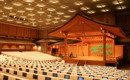 japanese culture entertainment noh theater