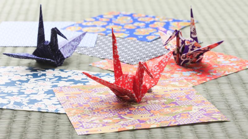 Origami - The Art of Folded Paper