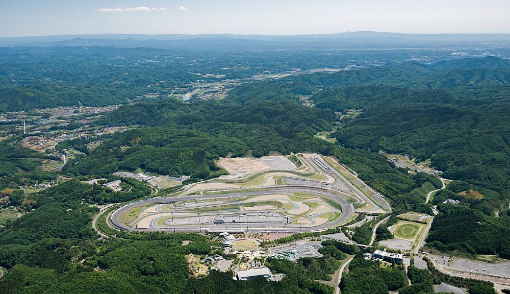 Twin Ring Motegi racetrack