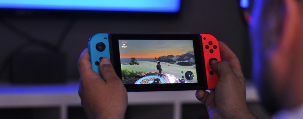 Nintendo remains popular with its latest console, the Switch