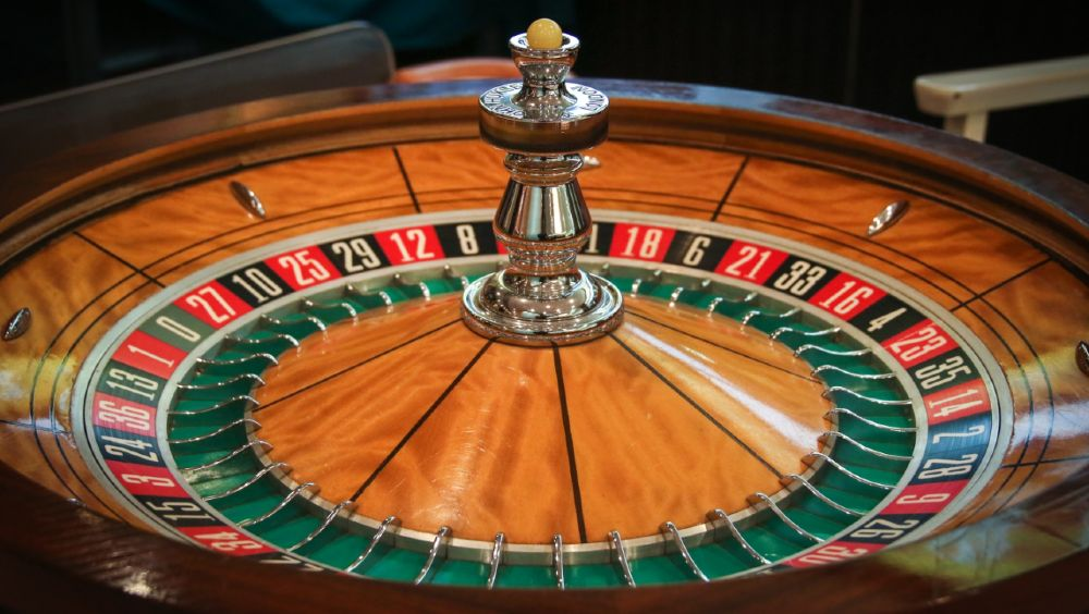 The Roulette Wheel is one of the most iconic gambling images.
