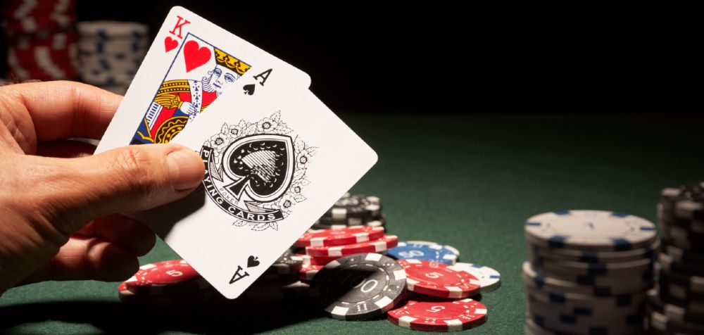 Blackjack is one of the simplest and most popular casino games.