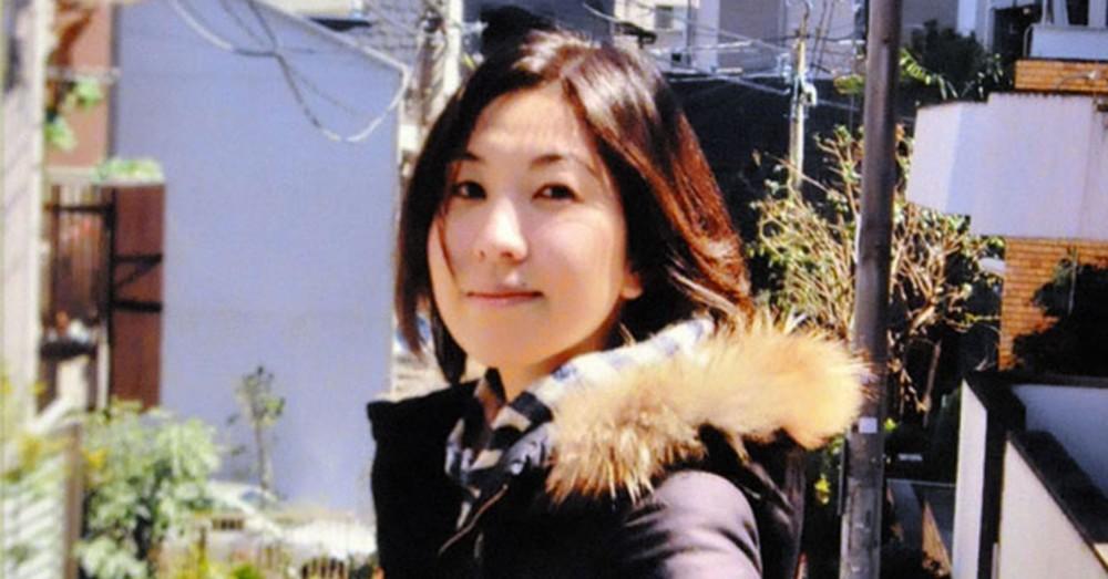 NHK journalist Miwa Sado.