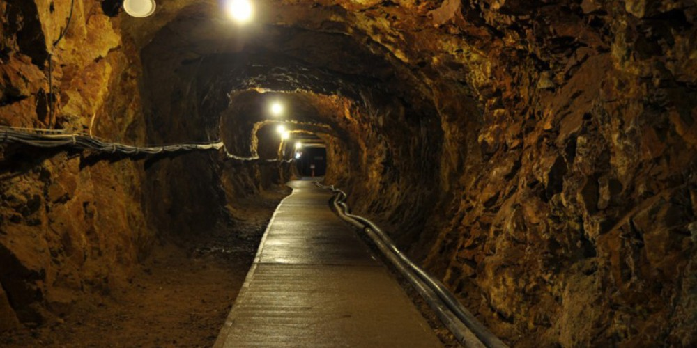 The Sado Gold Mine is one of the island's biggest tourist draws.