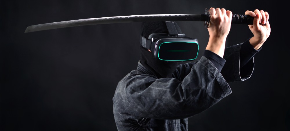 With a strong track record in tech, VR and AR are a good fit for Japanese companies.