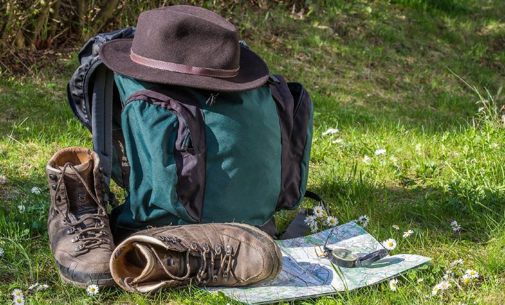 A good quality backpack and boots are just a couple of the essential items for any backpacker.