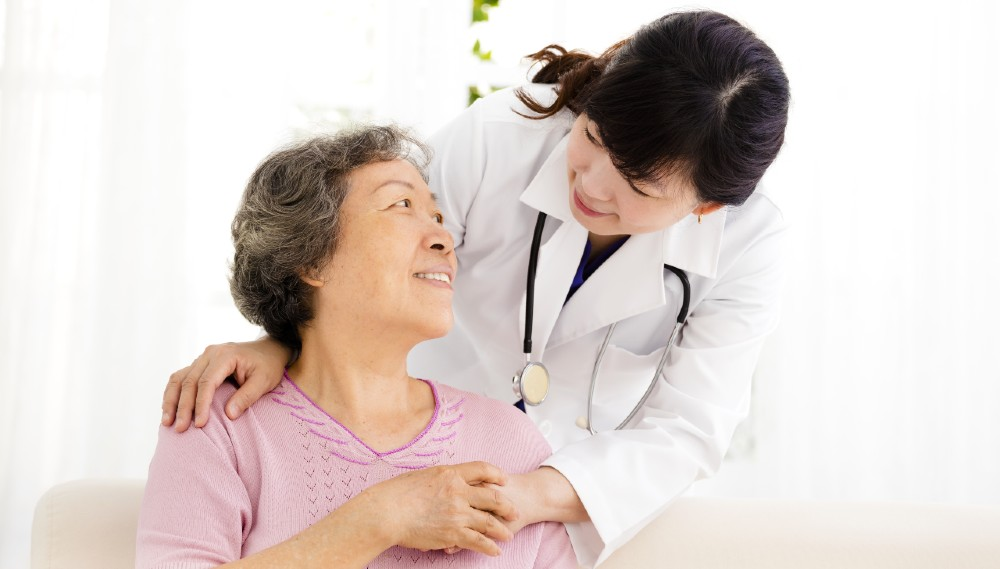 With its aging population, Japan's healthcare needs will only increase in the future.