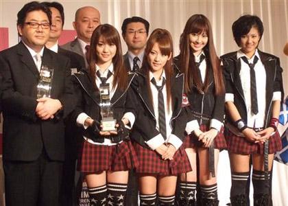 Akimoto Yasushi, AKB48