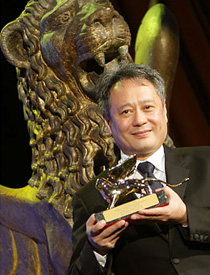 Ang Lee Wins Golden Lion