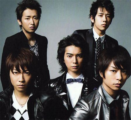 Arashi Storm Oricon Charts Yet Again | Japan Zone