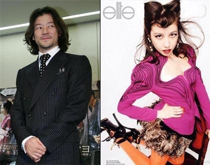Asano Tadanobu, Diana Chiaki