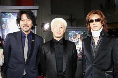 Yakusho Koji, Tezuka Makoto, Yoshiki