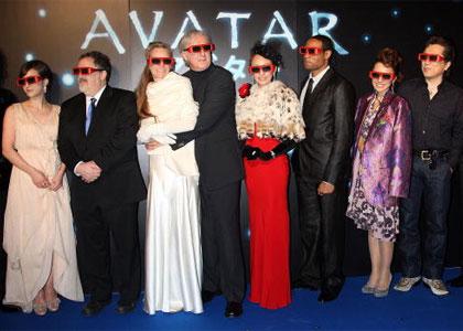 Avatar Japan premiere