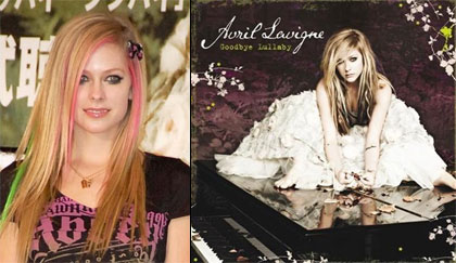 Avril Lavigne, Goodbye Lullaby