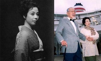 Awashima Chikage, Morishige Hisaya