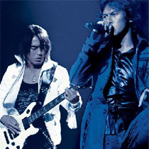 Japanese rock duo B'z