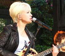 Cyndi Lauper tour