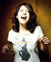 Japanese singer Fukuhara Miho
