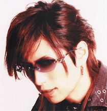 Japanese singer Gackt