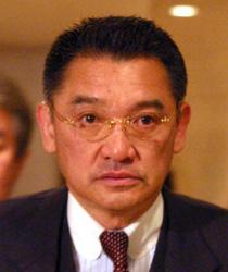 Japanese star Hagiwara Kenichi