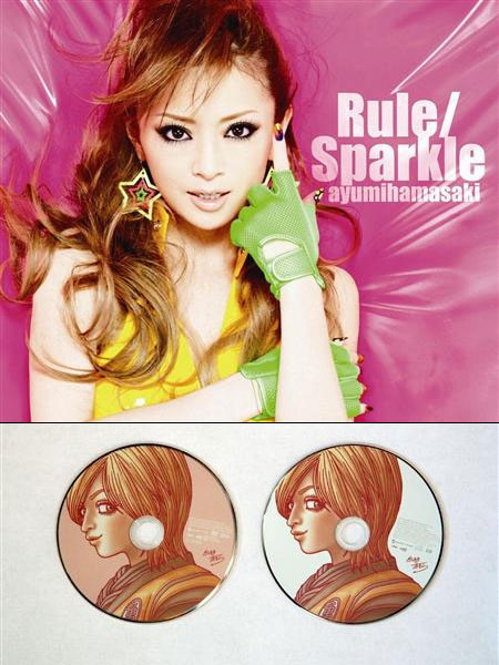 Hamasaki Ayumi, Rule/Sparkle