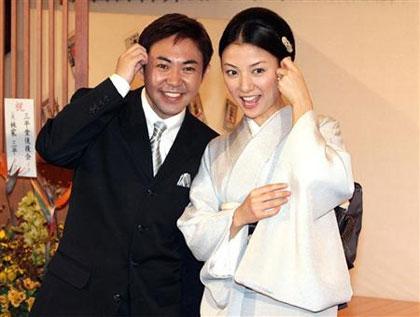 Hayashiya Sanpei, Kokubu Sachiko