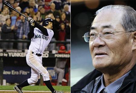 Ichiro, Harimoto Isao