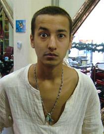 Japanese Model Joshua