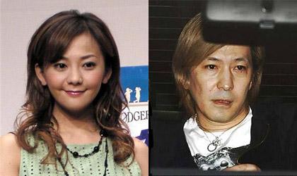 Kahara Tomomi, Komuro Tetsuya