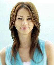 Japanese model Karina
