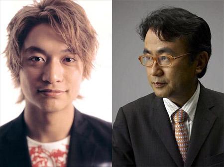 Katori Shingo, Mitani Koki