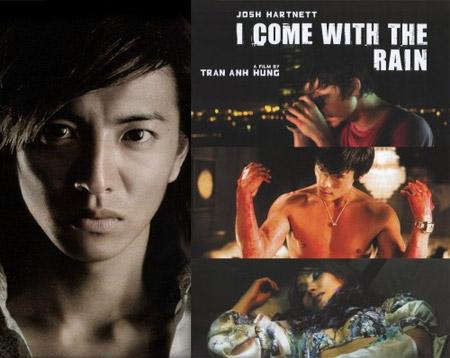 Kimura Takuya, I Come With the Rain