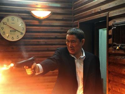 Kitano Takeshi, Outrage