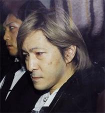 Komuro Tetsuya Arrested