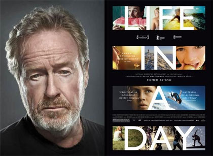 Ridley Scott, Life in a Day