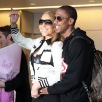 Mariah Carey, Nick Cannon in Tokyo