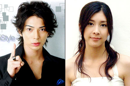 Matsumoto Jun, Takeuchi Yuko