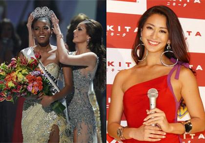 Miss Universe 2011, Kamiyama Maria