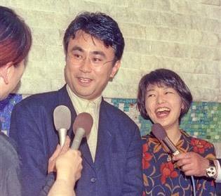 Mitani Kouki, Kobayashi Satomi