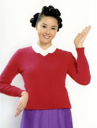 Mizuki Arisa as Sazae-san