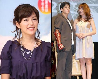 Nakano Minako, John Foo, Yamamoto Mona, Tekken