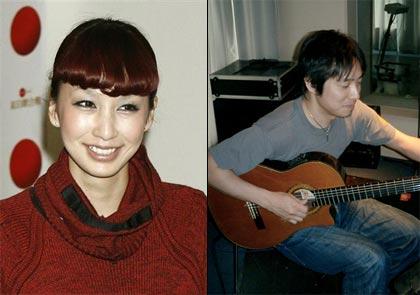 Nakashima Mika, Tanaka Yoshito