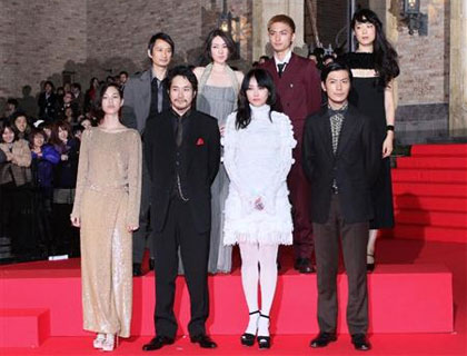 Norwegian Wood premiere