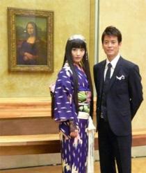 Karasawa Toshiaki, Tokiwa Takako, Mona Lisa