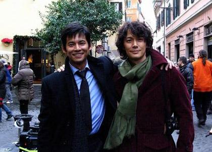 Oda Yuji, Fukuyama Masaharu