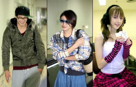 Oguri Shun, Yamada Yuu, Beckii Cruel